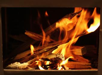 Wood-Fire-Heater